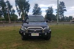 Ironman 4x4 Proguard Single Loop Bullbar