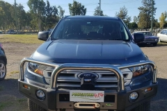 Ford Everest with Ironman 4x4 Protector Bar and Kings Dominator Winch