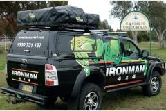 Ironman 4x4 Thermo-Plas Canopy