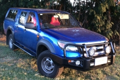 Ironman 4x4  Commercial Deluxe Bull bar