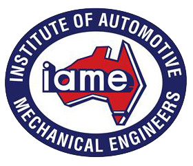 Institute of Automotive Mechanical Engineers logo