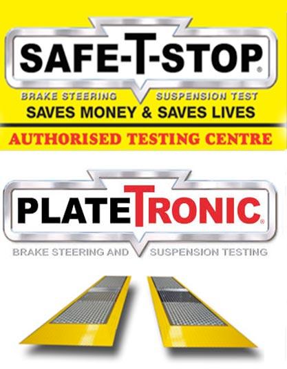 Safe T Stop Platronics