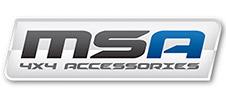 MSA 4x4 logo